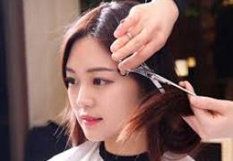 Hướng dẫn cắt và tạo kiểu tóc nữ